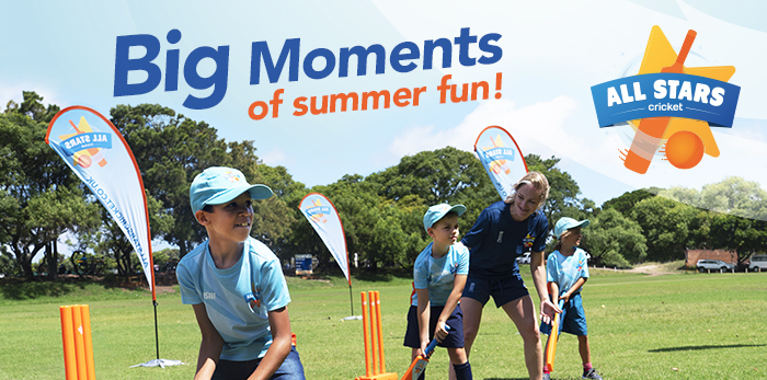 Sign uP for All Stars Cricket today